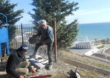 Preparation for the winter - preventive maintenance of pumping stations